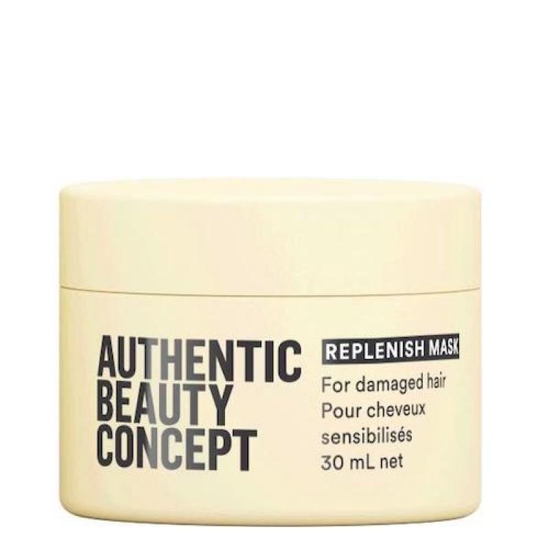 Yıpranmış Saçlar Maske - REPLENISH Mask - Authentic Beauty Concept 30ml.