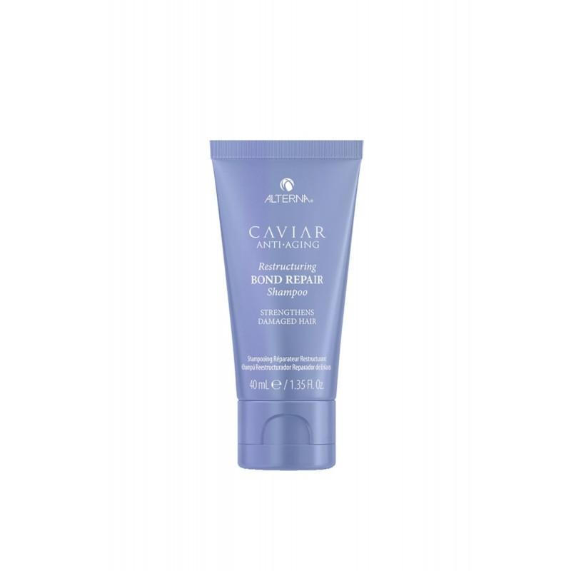 Bağ Onarıcı Şampuan - Alterna Caviar Restructuring Bond Repair Shampoo 40ml.