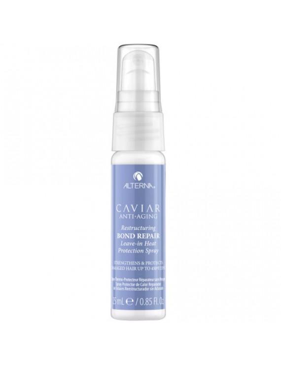Isıdan Koruma Spreyi 25ml. Caviar Restructuring Bond Repair Leave-in Heat Protection Spray