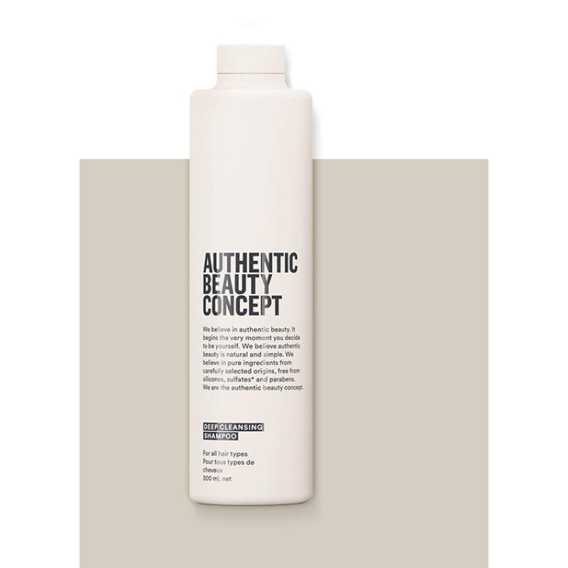DEEP Cleansing Shampoo - Tüm Saç Tipleri Şampuan - Authentic Beauty Concept 300ml.