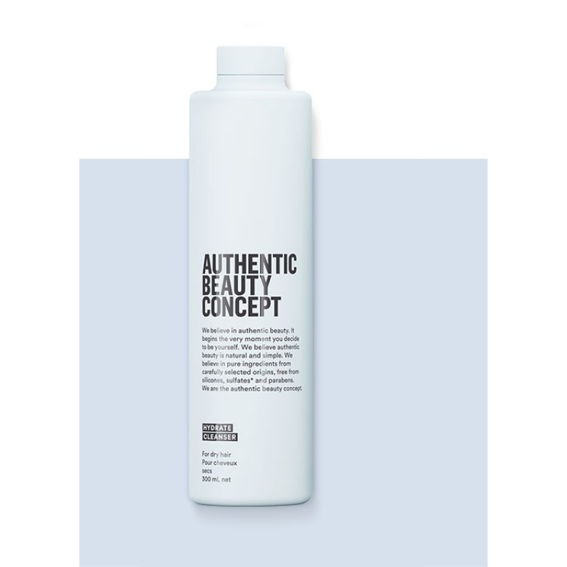 HYDRATE Cleanser - Kuru Saçlar Şampuan - Authentic Beauty Concept 300ml.