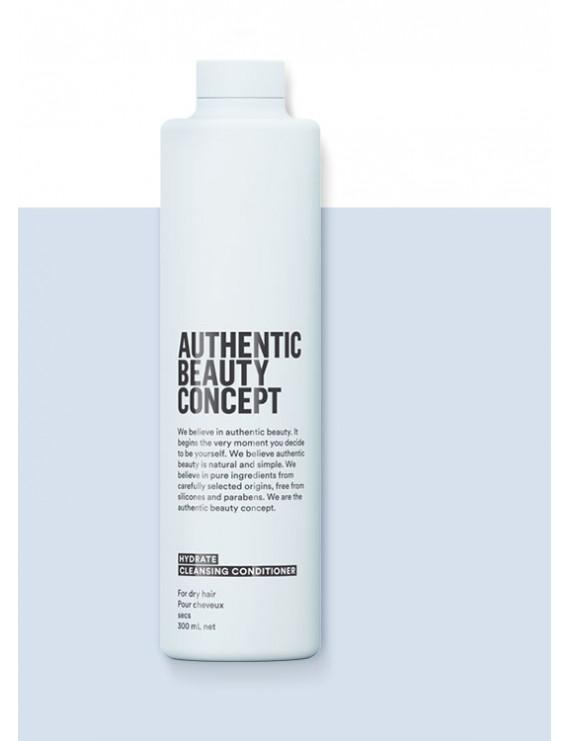 HYDRATE Cleansing Conditioner - Kuru Saçlar Temizleyici Krem - Authentic Beauty Concept 300ml.