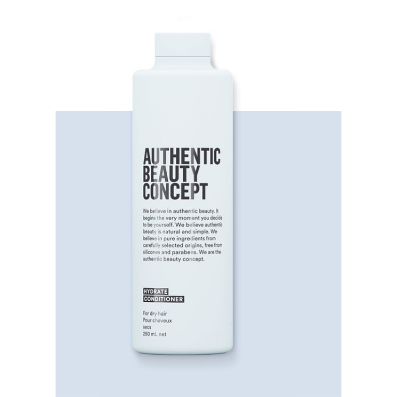 HYDRATE Conditioner - Kuru Saçlar Krem - Authentic Beauty Concept 250ml.