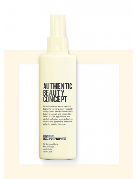 REPLENISH Spray Conditioner - Yıpranmış Saçlar Sprey Krem - Authentic Beauty Concept 250ml.