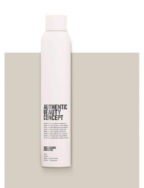 STRONG HOLD HAIRSPRAY - Güçlü Saç Spreyi - Authentic Beauty Concept 300ml.