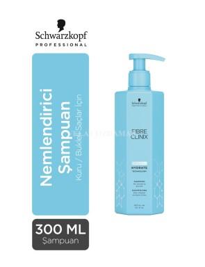Nemlendirici Şampuan Fibre Clinix