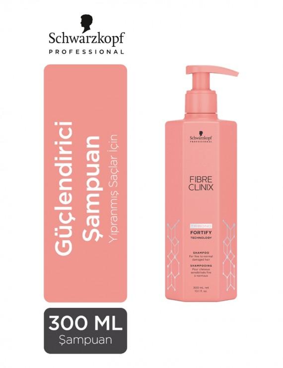 Fibre Clinix Güçlendirici Şampuan