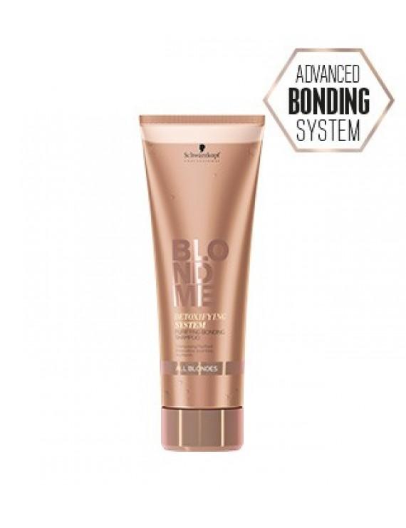 Blondme Detox - Arındırıcı Bağ Yapıcı Şampuanı