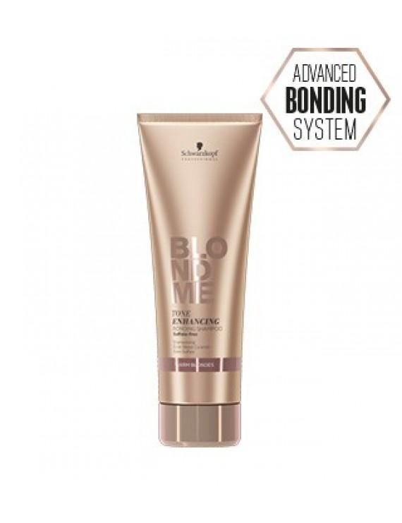 BLONDME Sıcak  Ton Zenginleştirici Bağ Yapıcı Şampuan