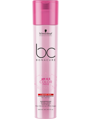 Canlı Kızıl Micellar Şampuanı – BC Bonacure