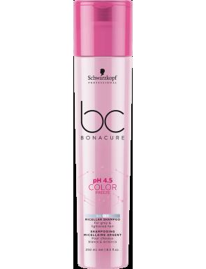 Gümüş Yansıma Micellar Şampuan – BC Bonacure