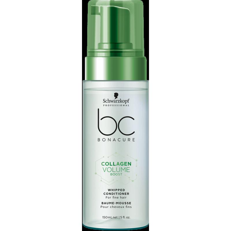 Köpük Saç Kremi – Collagen Doğal Hacim - BC Bonacure
