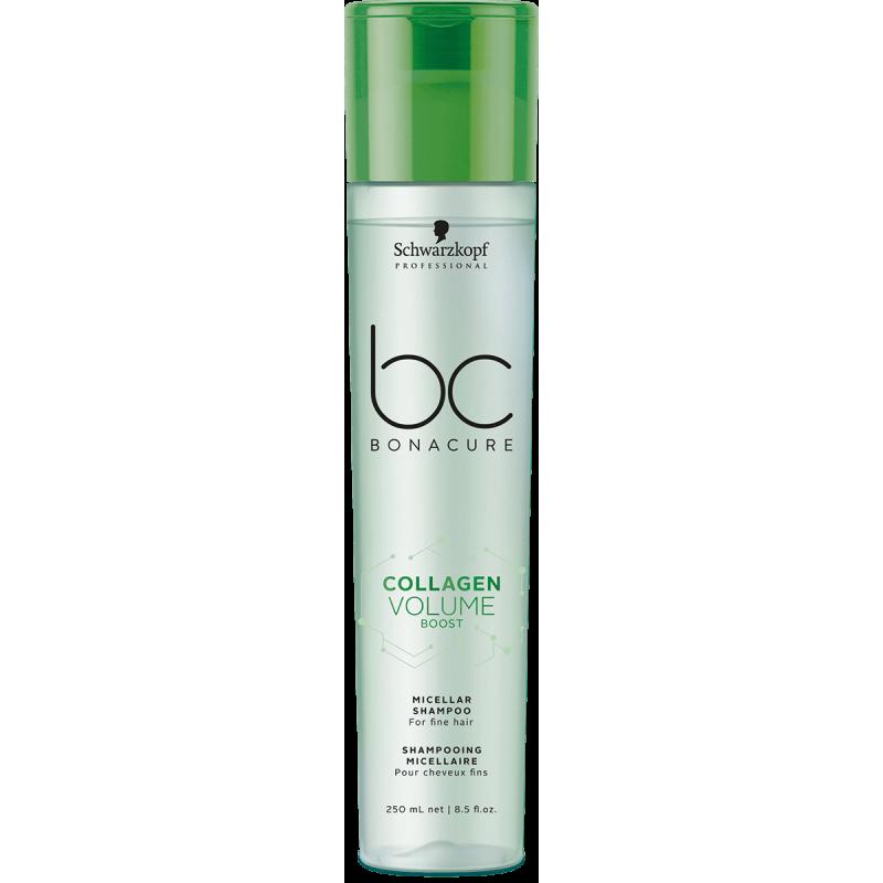 Micellar Şampuan – Collagen Doğal Hacim - BC Bonacure 250ml.