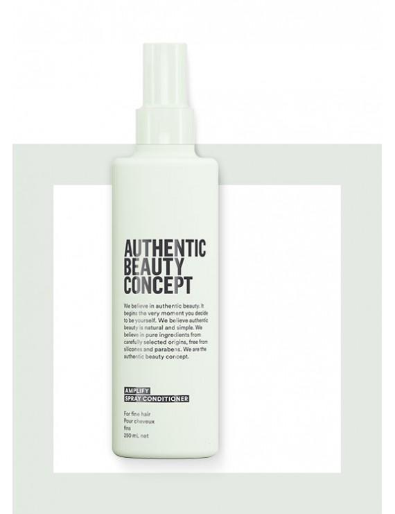 İnce Telli Saçlar Sprey Krem - AMPLIFY Spray Conditioner - Authentic Beauty Concept 250ml.