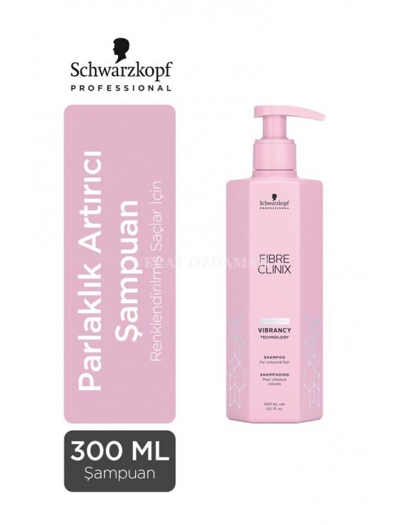 Fibre Clinix Parlaklık Artırıcı Şampuan